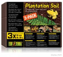 Exo Terra Plantation Soil Coco Briques 3-Pack